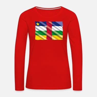 Central Park central africa - Women's Premium Long Sleeve T-Shirt