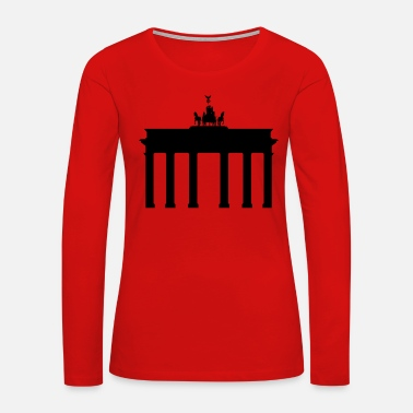 Berlin berlin 158267 1280 - Women's Premium Long Sleeve T-Shirt