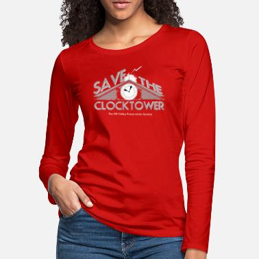 0f218f75 Save The Clocktower - Women's Premium Longsleeve Shirt