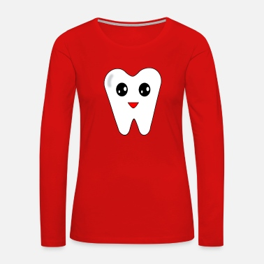 Tooth Tooth - Women's Premium Long Sleeve T-Shirt