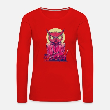 hotline miami - Women's Premium Long Sleeve T-Shirt