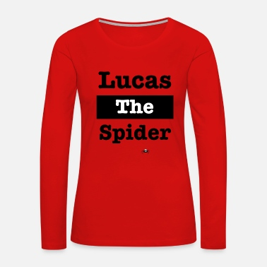 Lucas Lucas The Spider - Women's Premium Long Sleeve T-Shirt