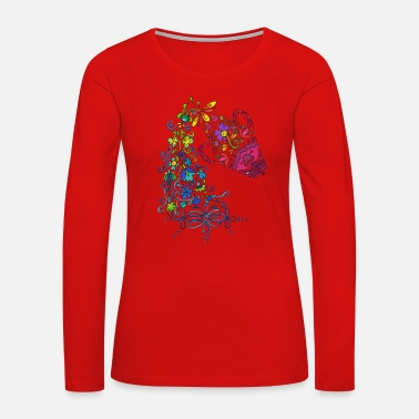 Aquarius - Women's Premium Long Sleeve T-Shirt
