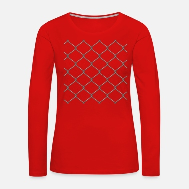 Stockman metal chain f - Women's Premium Long Sleeve T-Shirt