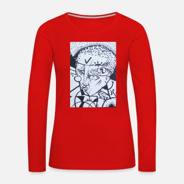 Belgrade Belgrade Thinker - Women's Premium Long Sleeve T-Shirt