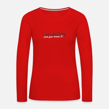 Invitation inviting - Women's Premium Long Sleeve T-Shirt