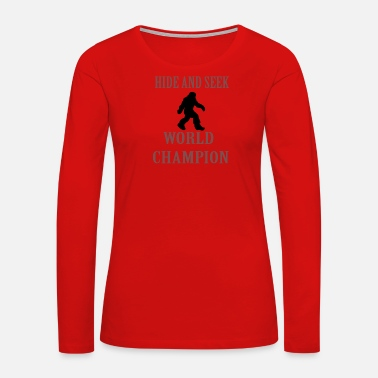 World Champion WORLD CHAMPION - Women's Premium Long Sleeve T-Shirt