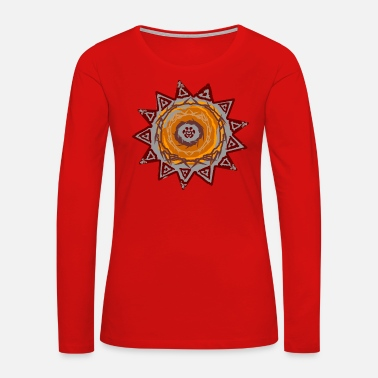Ornament Ornament - Women's Premium Long Sleeve T-Shirt