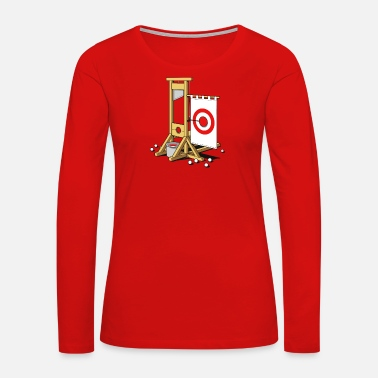 Medieval Medieval Fairground - Women's Premium Long Sleeve T-Shirt