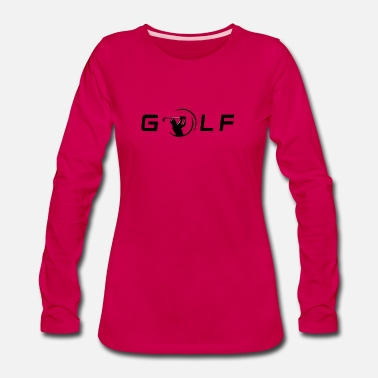 GOLF - Women's Premium Longsleeve Shirt