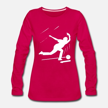 Bowling Bowling - Women's Premium Long Sleeve T-Shirt