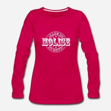 made in molise m1k2 - Women's Premium Long Sleeve T-Shirt