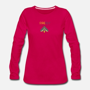 Insect Firefly - Women's Premium Longsleeve Shirt