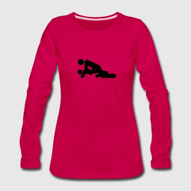 Sex positions - Women's Premium Long Sleeve T-Shirt