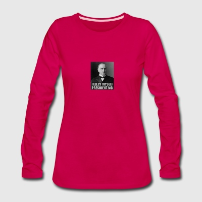 President MC - Women's Premium Long Sleeve T-Shirt