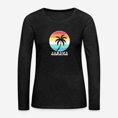 Jamaica Jamaica - Women's Premium Long Sleeve T-Shirt