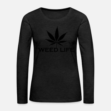 Stella WEED LIFE - Women's Premium Long Sleeve T-Shirt