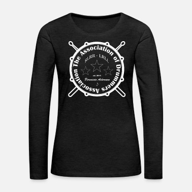 Association The Association of Drummers Association - Women's Premium Long Sleeve T-Shirt