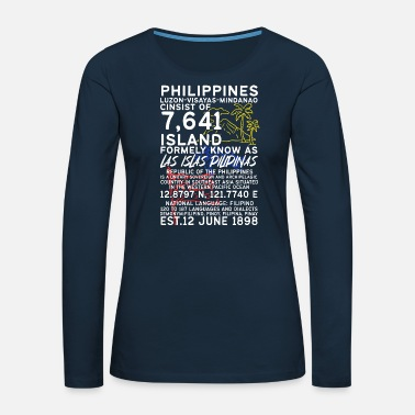 Office Internet Search Philippines - Women's Premium Longsleeve Shirt