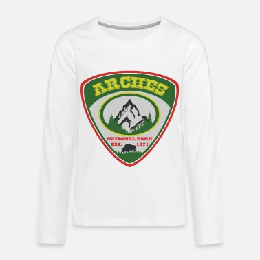 Png.png arches 19019021.PNG.png - Kids' Premium Long Sleeve T-Shirt