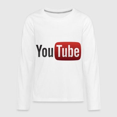 YouTube - Kids' Premium Long Sleeve T-Shirt