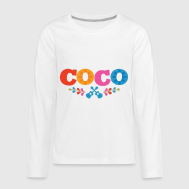 Coco - Kids' Premium Long Sleeve T-Shirt