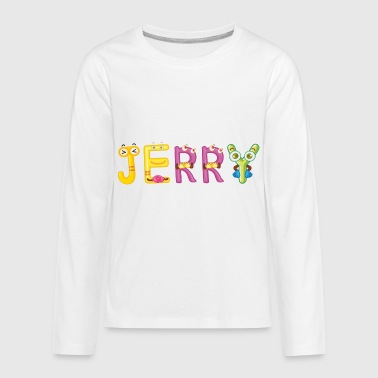 Jerry - Kids' Premium Long Sleeve T-Shirt
