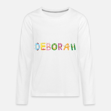 Deborah Deborah - Kids' Premium Long Sleeve T-Shirt