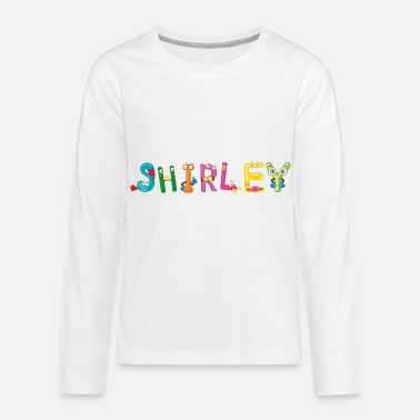 Shirley Shirley - Kids' Premium Long Sleeve T-Shirt