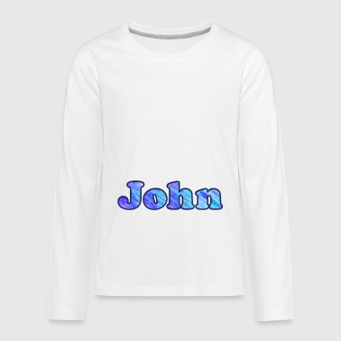 John - Kids' Premium Long Sleeve T-Shirt