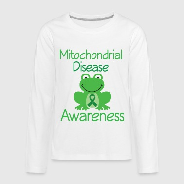 Mitochondrial Disease Awareness - Kids' Premium Long Sleeve T-Shirt