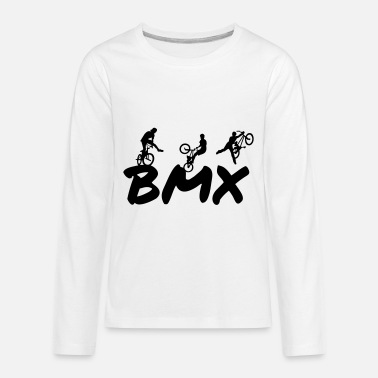 Bmx BMX - Kids' Premium Long Sleeve T-Shirt