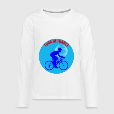 Tour De France - Kids' Premium Long Sleeve T-Shirt