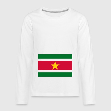 Suriname - Kids' Premium Long Sleeve T-Shirt