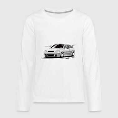 astra g opc - Kids' Premium Long Sleeve T-Shirt