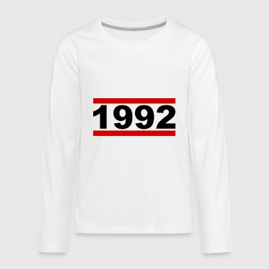 YEAR 1992 - Kids' Premium Long Sleeve T-Shirt