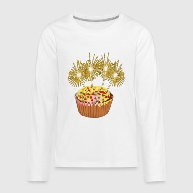 Celebrate - Kids' Premium Long Sleeve T-Shirt
