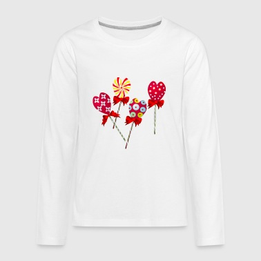 Candy  - Kids' Premium Long Sleeve T-Shirt