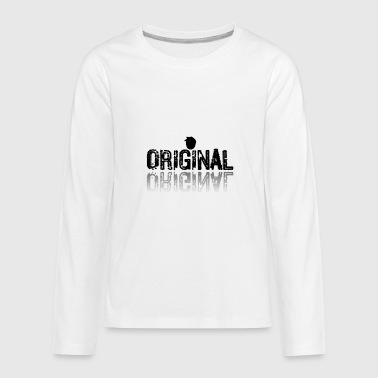 Custom Original Original - Kids' Premium Long Sleeve T-Shirt