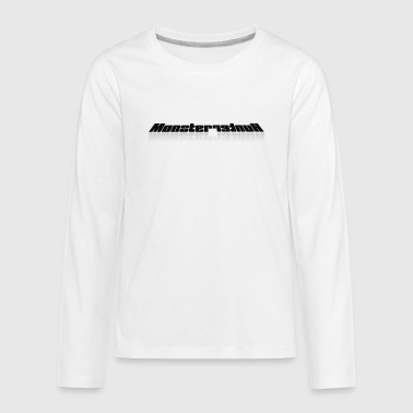 Hunter Truck - Kids' Premium Long Sleeve T-Shirt