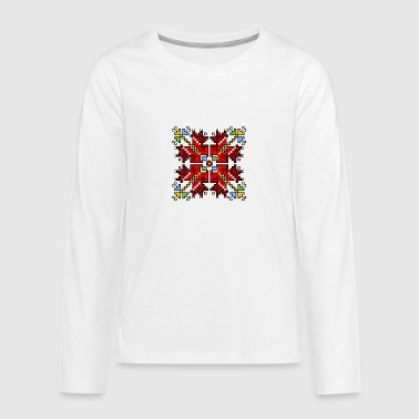 Bloom Blooming - Kids' Premium Long Sleeve T-Shirt