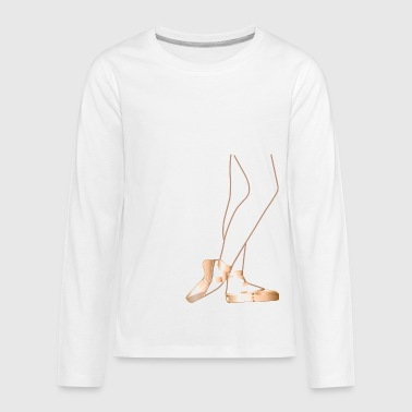 Ballet - Kids' Premium Long Sleeve T-Shirt
