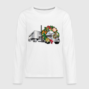 Trucking - Kids' Premium Long Sleeve T-Shirt