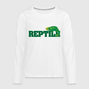 Reptile - Kids' Premium Long Sleeve T-Shirt