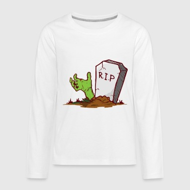 Rest In Peace - Kids' Premium Long Sleeve T-Shirt