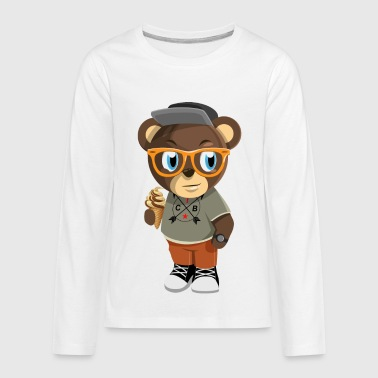 Pookie - Kids' Premium Long Sleeve T-Shirt