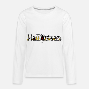 Best Of ✦°•Halloween Comeback-Spiders are Back - Kids' Premium Longsleeve Shirt