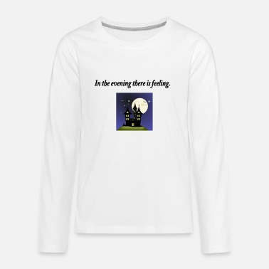 Evening Evening - Kids' Premium Longsleeve Shirt