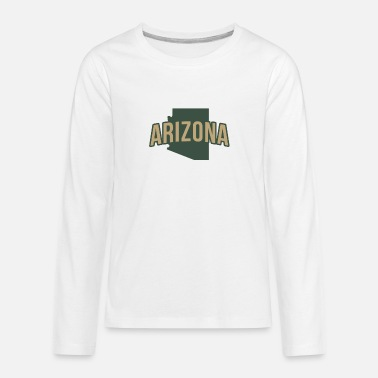 State State of Arizona - Kids' Premium Longsleeve Shirt