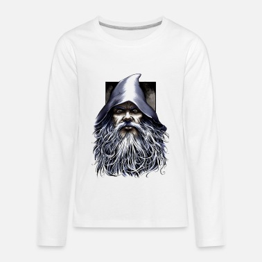Gandalf - Kids' Premium Long Sleeve T-Shirt